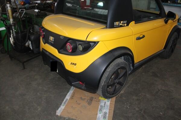 38#5817 Autovettura elettrica Tazzari in vendita - foto 5