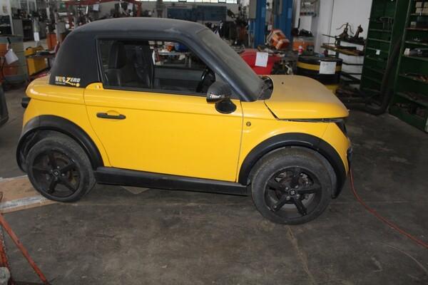 38#5817 Autovettura elettrica Tazzari in vendita - foto 6