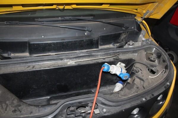 38#5817 Autovettura elettrica Tazzari in vendita - foto 7