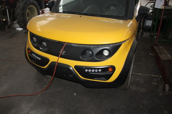 38#5817 Autovettura elettrica Tazzari in vendita - foto 9