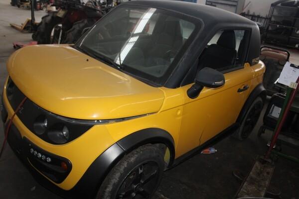 38#5817 Autovettura elettrica Tazzari in vendita - foto 10