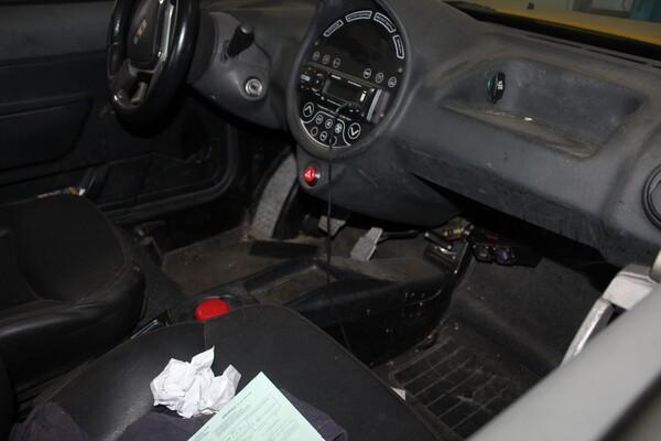 38#5817 Autovettura elettrica Tazzari in vendita - foto 12