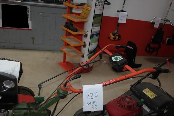 43#5817 Motozappa Axo e decespugliatori Ibea in vendita - foto 4