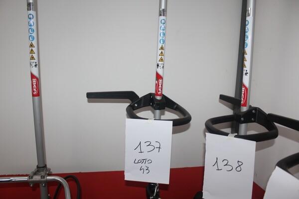 43#5817 Motozappa Axo e decespugliatori Ibea in vendita - foto 11