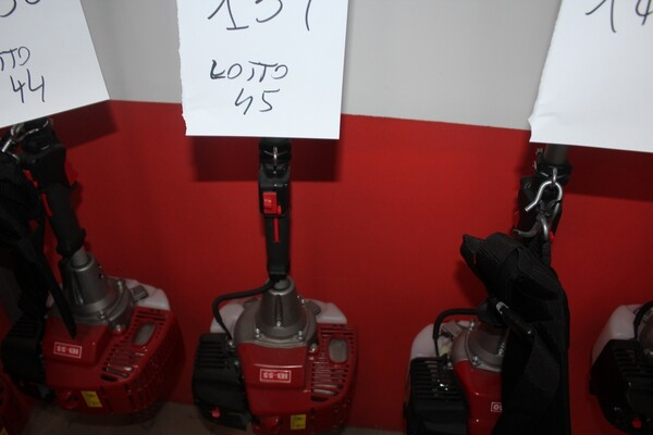 45#5817 Decespugliatori Ibea e tagliasiepi a braccio in vendita - foto 8