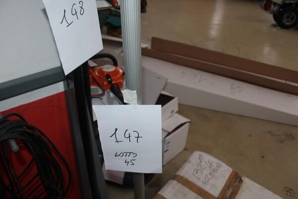 45#5817 Decespugliatori Ibea e tagliasiepi a braccio in vendita - foto 13