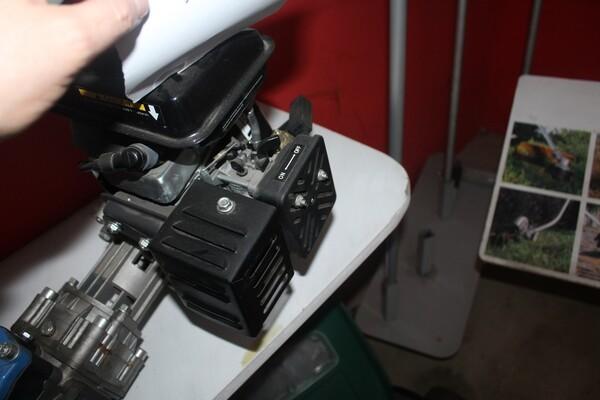 45#5817 Decespugliatori Ibea e tagliasiepi a braccio in vendita - foto 24