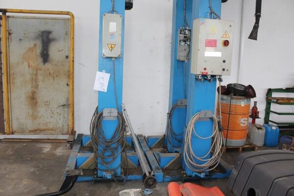 8#5817 Ponte idraulico Ravaglioli in vendita - foto 1
