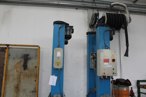 8#5817 Ponte idraulico Ravaglioli in vendita - foto 2