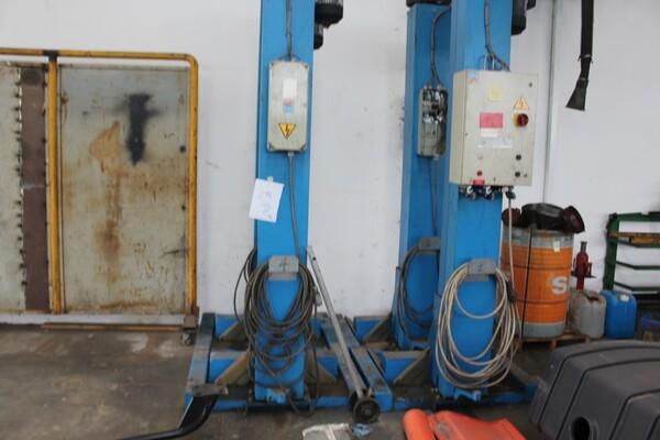 8#5817 Ponte idraulico Ravaglioli in vendita - foto 3