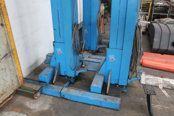 8#5817 Ponte idraulico Ravaglioli in vendita - foto 4