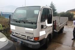 Autocarro Nissan Cabstar - Lotto 50 (Asta 58170)
