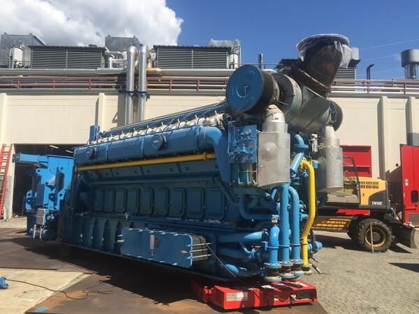 1#5819 Motogeneratore Rolls Royce Bergen Engines in vendita - foto 1