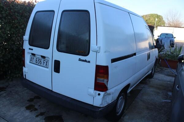 21#5820 Autocarro Fiat Scudo in vendita - foto 1