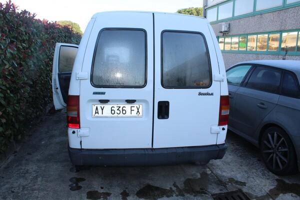 21#5820 Autocarro Fiat Scudo in vendita - foto 3