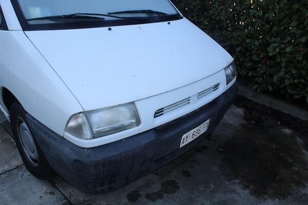21#5820 Autocarro Fiat Scudo in vendita - foto 6