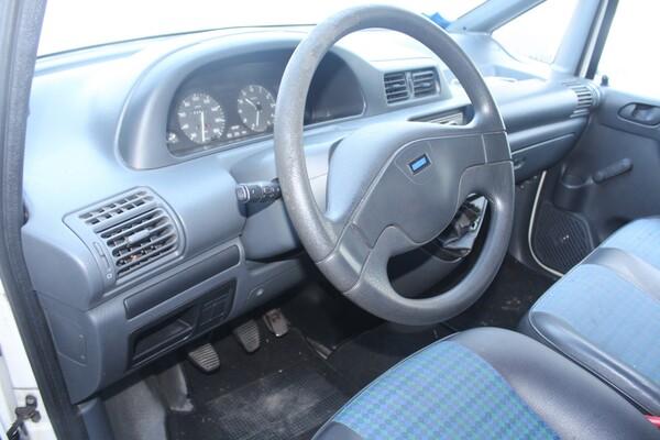 21#5820 Autocarro Fiat Scudo in vendita - foto 10