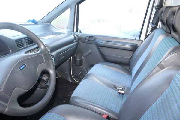 21#5820 Autocarro Fiat Scudo in vendita - foto 11