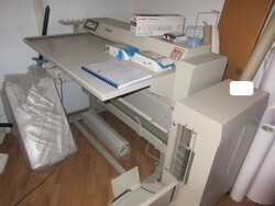 Fly Top drone and office furniture - Lot 0 (Auction 5823)