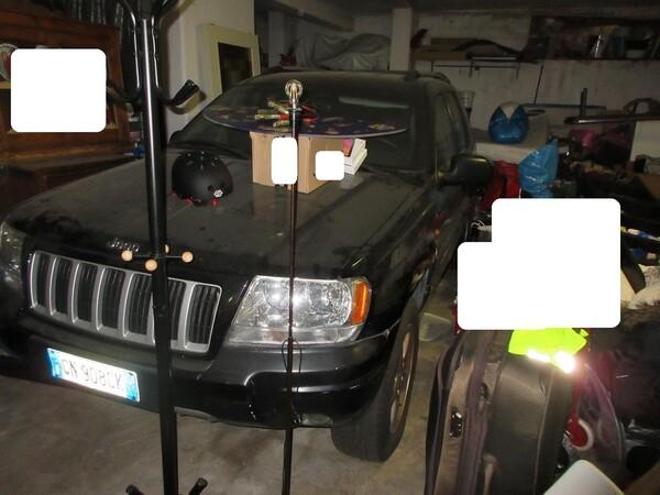 3#5823 Automobile Chrysler Jeep in vendita - foto 1