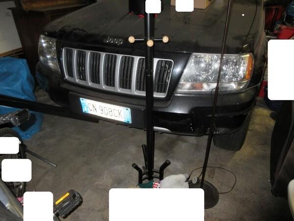 3#5823 Automobile Chrysler Jeep in vendita - foto 2