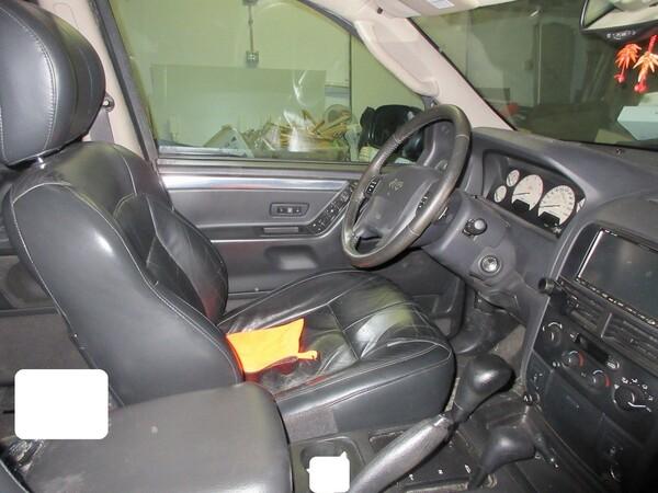 3#5823 Automobile Chrysler Jeep in vendita - foto 5