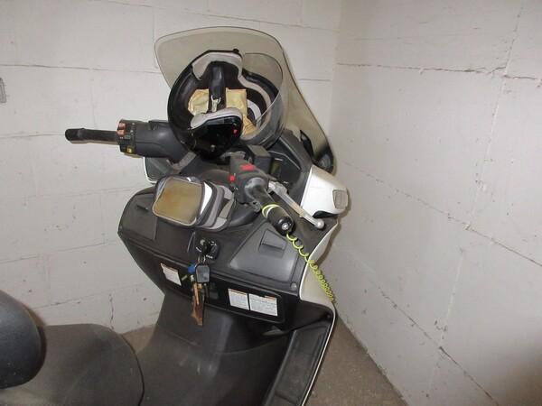 5#5823 Scooter Suzuki burgman 650 in vendita - foto 3