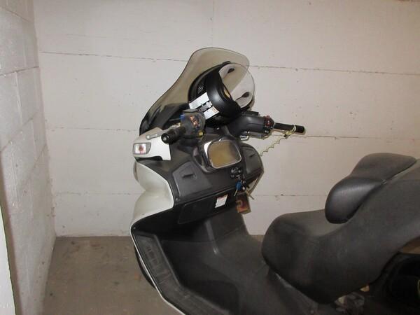 5#5823 Scooter Suzuki burgman 650 in vendita - foto 4