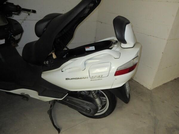 5#5823 Scooter Suzuki burgman 650 in vendita - foto 5