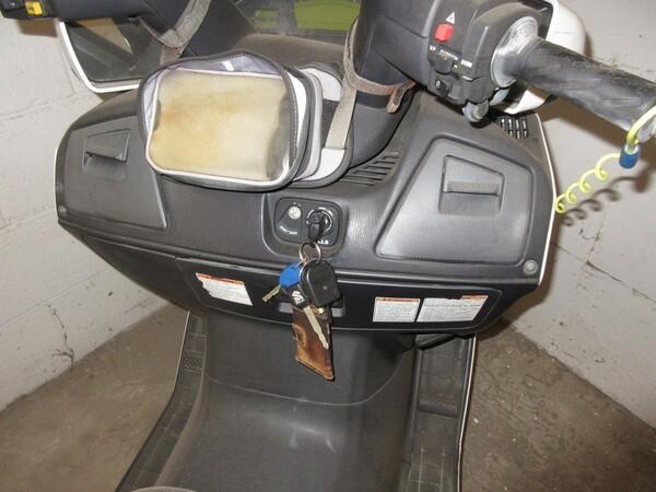 5#5823 Scooter Suzuki burgman 650 in vendita - foto 9