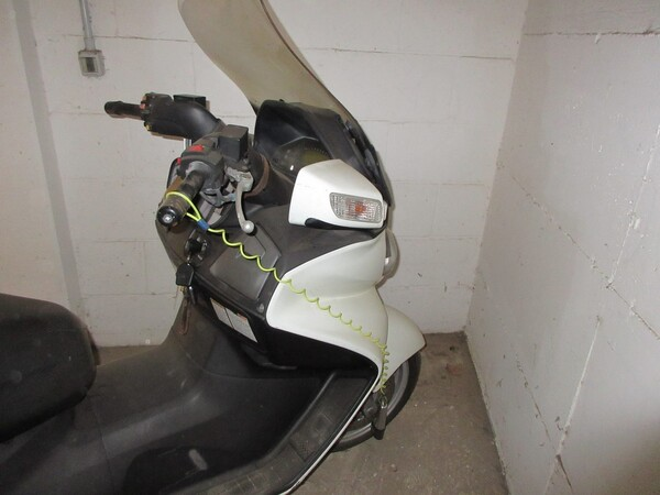 5#5823 Scooter Suzuki burgman 650 in vendita - foto 10