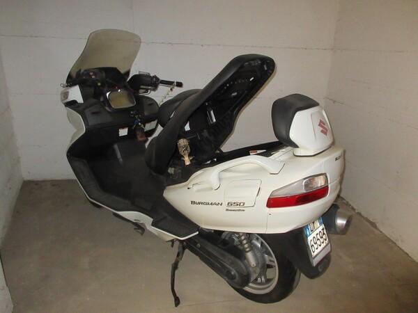 5#5823 Scooter Suzuki burgman 650 in vendita - foto 13