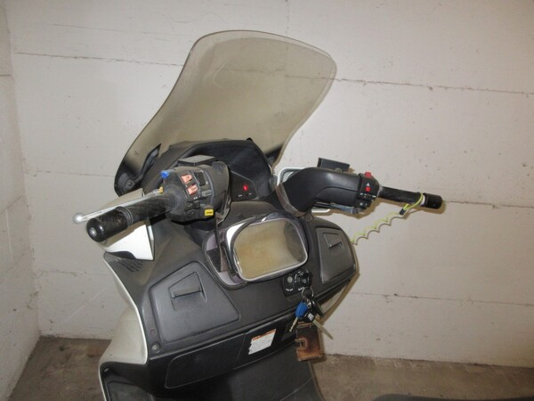 5#5823 Scooter Suzuki burgman 650 in vendita - foto 15