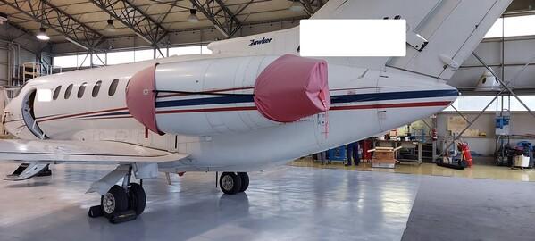 1#5825 Aeromobile Raytheon Aircraft LTD in vendita - foto 9