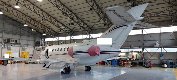 1#5825 Aeromobile Raytheon Aircraft LTD in vendita - foto 14