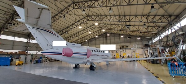 1#5825 Aeromobile Raytheon Aircraft LTD in vendita - foto 35