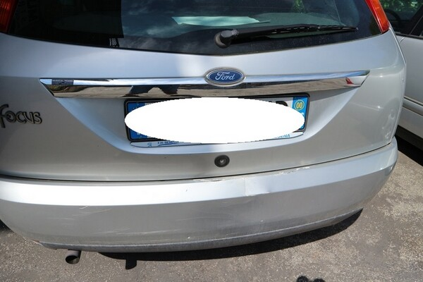 18#5826 Autovettura Ford Focus in vendita - foto 16