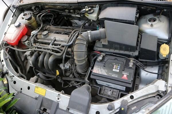 18#5826 Autovettura Ford Focus in vendita - foto 20
