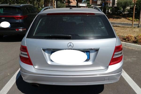 20#5826 Autovettura Mercedes C220 in vendita - foto 3