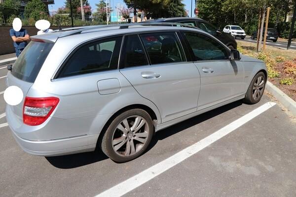 20#5826 Autovettura Mercedes C220 in vendita - foto 4
