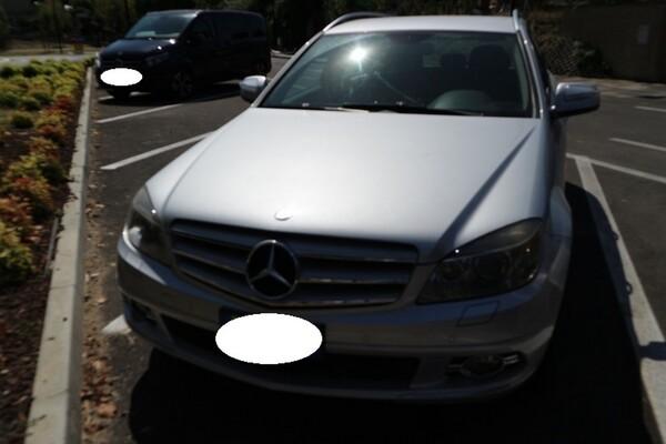 20#5826 Autovettura Mercedes C220 in vendita - foto 8