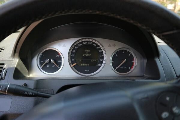 20#5826 Autovettura Mercedes C220 in vendita - foto 10