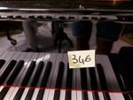 Immagine 2 - Pianoforte mezzacoda Young Chan - Lotto 21 (Asta 5826)