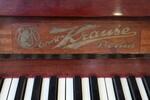 Immagine 3 - Pianoforte verticale Krause - Lotto 22 (Asta 5826)