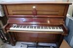 Immagine 4 - Pianoforte verticale Krause - Lotto 22 (Asta 5826)
