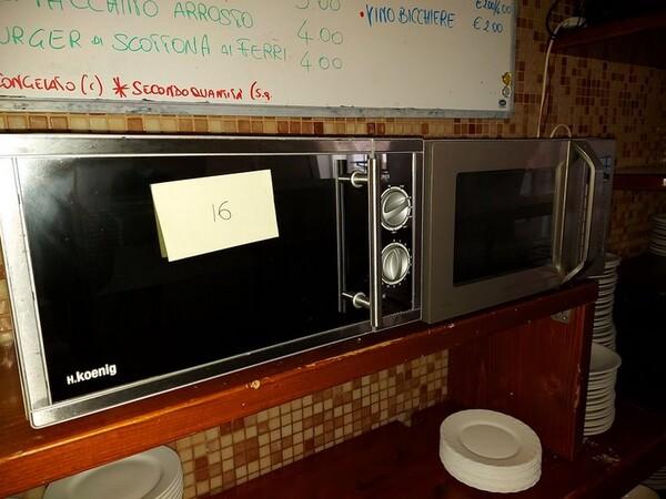 1#5829 Arredi e attrezzature per la ristorazione in vendita - foto 23