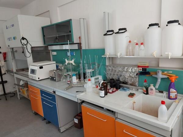 Laboratorio in vendita