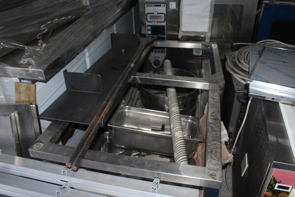 10#5832 Attrezzature e macchinari per ristorazione in vendita - foto 2