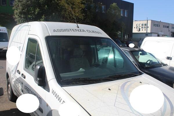 14#5832 Autovettura Ford Transit in vendita - foto 4
