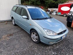 Ford Focus car - Lot 3 (Auction 5833)